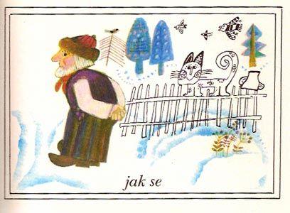 """Детская Книга - Josef Palecek. """"Makovy muzicek"""""""