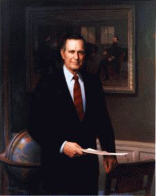 George Herbert Walker Bush - President of 1993   The 1990's. (n.d.). Retrieved April 03, 2017, from http://decades90s.weebly.com/presidents-of-the-1990s.html
