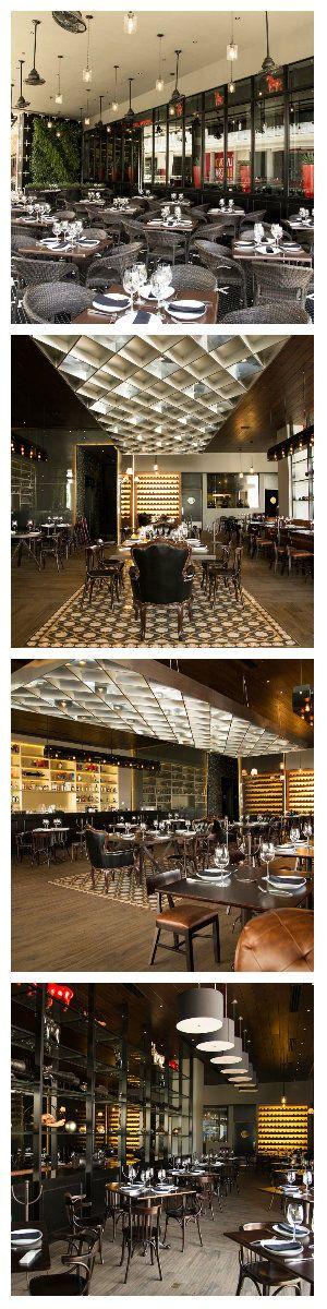 Kob+Co гриль-ресторан в Мексике, в городе Сан-Хуан. Здесь предлагают высокое качество продуктов, обслуживания и великолепный дизайн. Меню и стиль помещения, является слиянием современных элементов с мексиканскими традициями. #освещение #светодиоды #подсветка #лампы #светодизайн #ресторан #светодиодноеосвещение #светодиоднаяподсветка #светильники #светодиодныелампы #дизайнинтерьера #дизайнпомещений #интерьер #дизайн #подсветкастен #подсветкаполок #свет