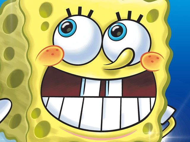 LOL happy spongebob XD