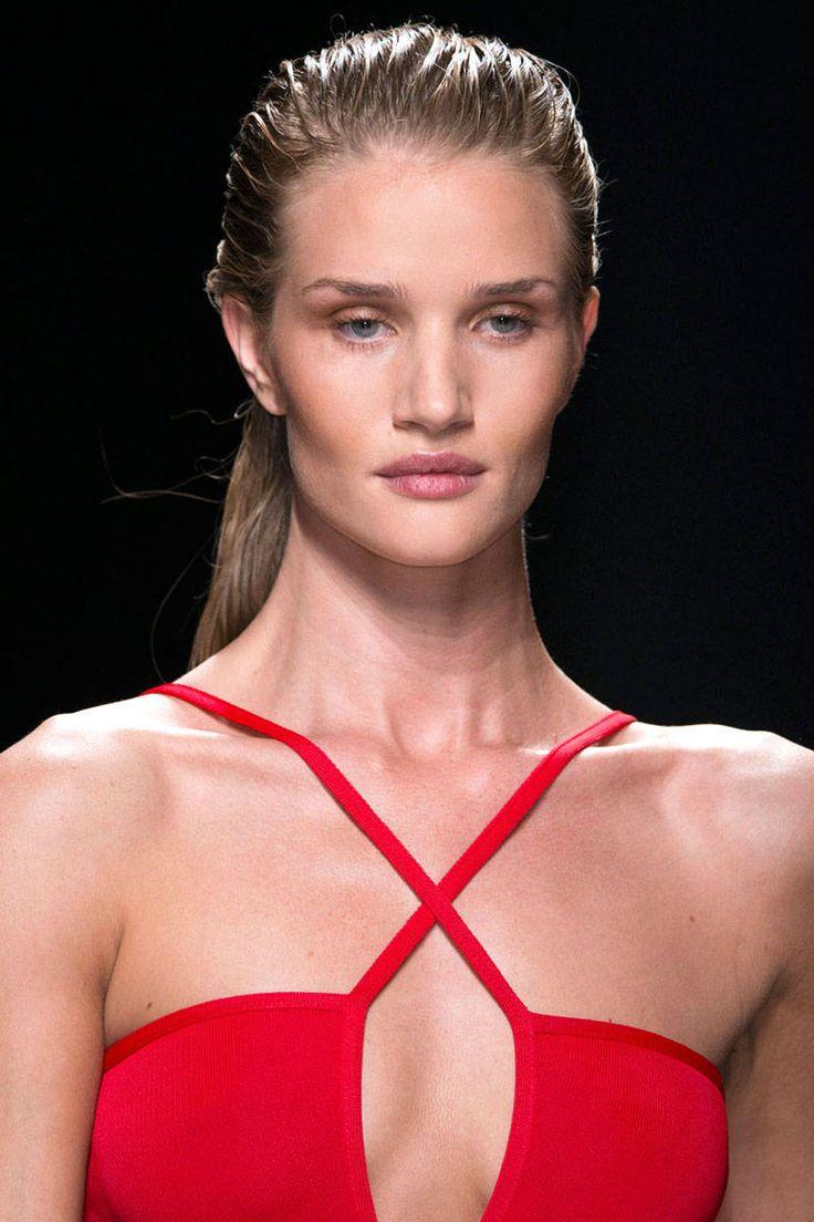 Best Spring 2015 Runway Hair Trends  - Harper's BAZAAR