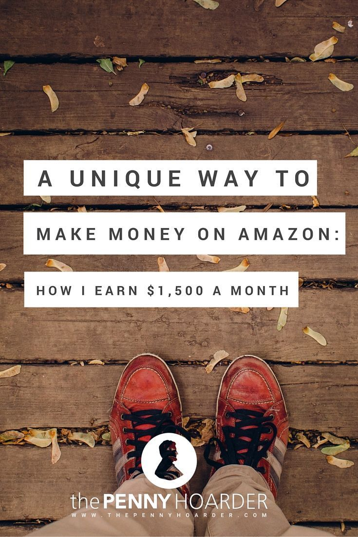 Over the past 11 months, I've created a business selling private-label products on Amazon — buying a generic product, then selling it under my own brand. The result: a steady, mostly passive income of between $1,000 and $2,000 a month. - The Penny Hoarder http://www.thepennyhoarder.com/private-label-products-on-amazon/