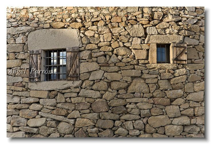 Fachada de una casa