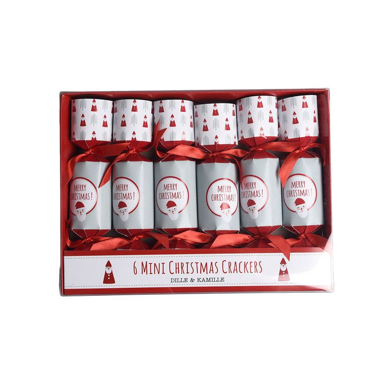 #Christmas #crackers | Dille & Kamille