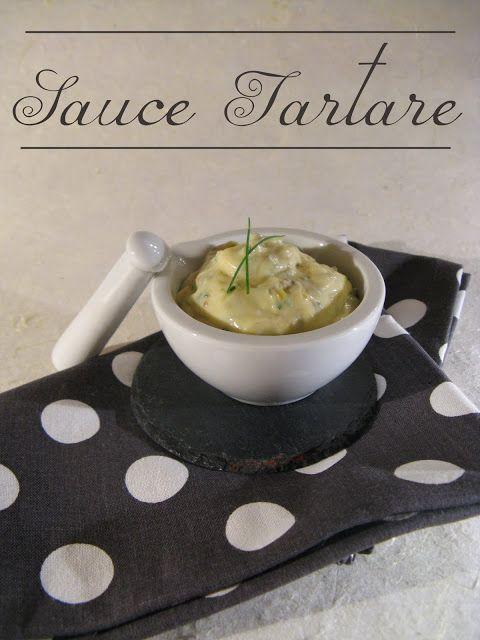 J'en reprendrai bien un bout...: Sauce Tartare
