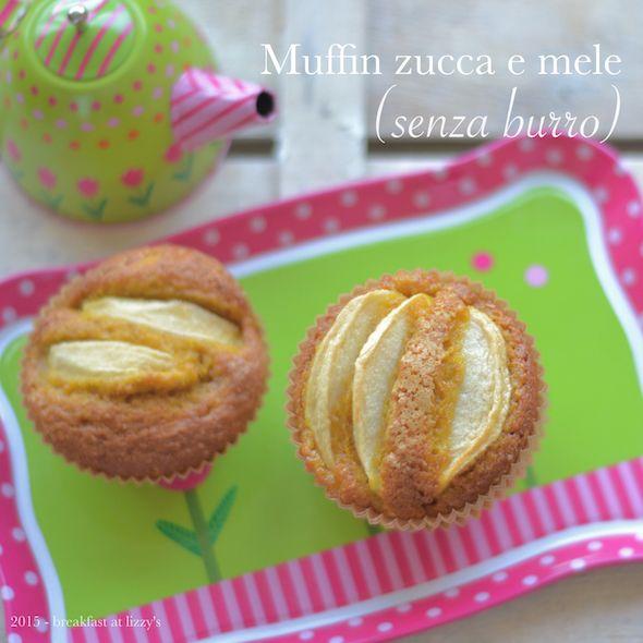 Muffin di zucca e mele: verdure di stagione anche per i dolci! La ricetta dei muffin con zucca e mele per una merenda sana e leggera.
