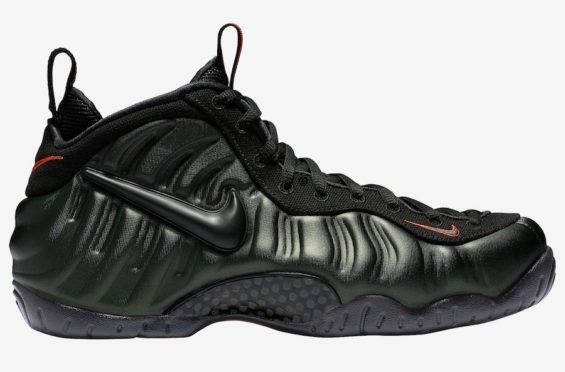 2aa64138270 Nike Air Foamposite Pro Sequoia Release Date  August 16th