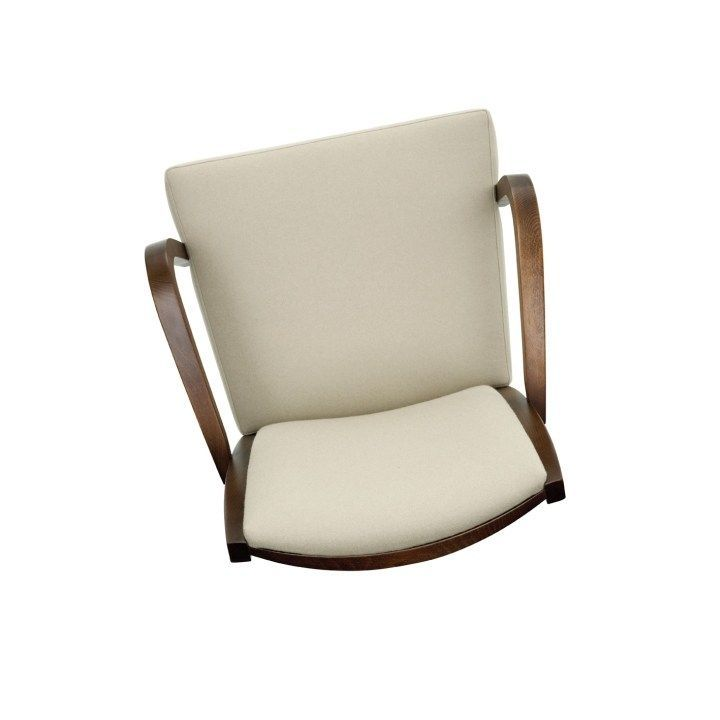 Orthographic Projection of Arm-Chair | ClipArt ETC