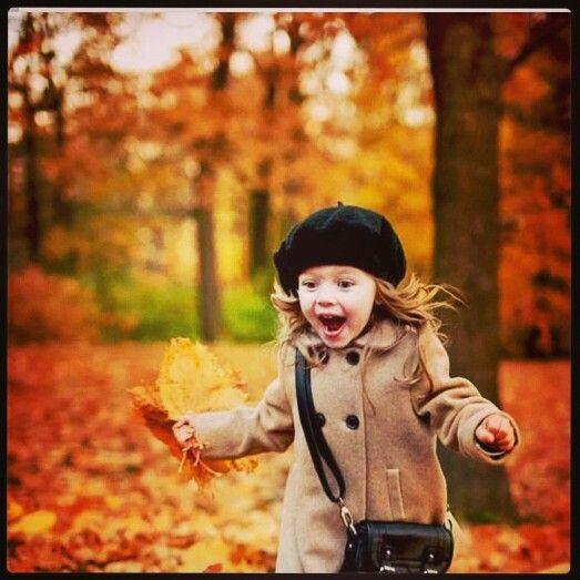 Autumn and fun.