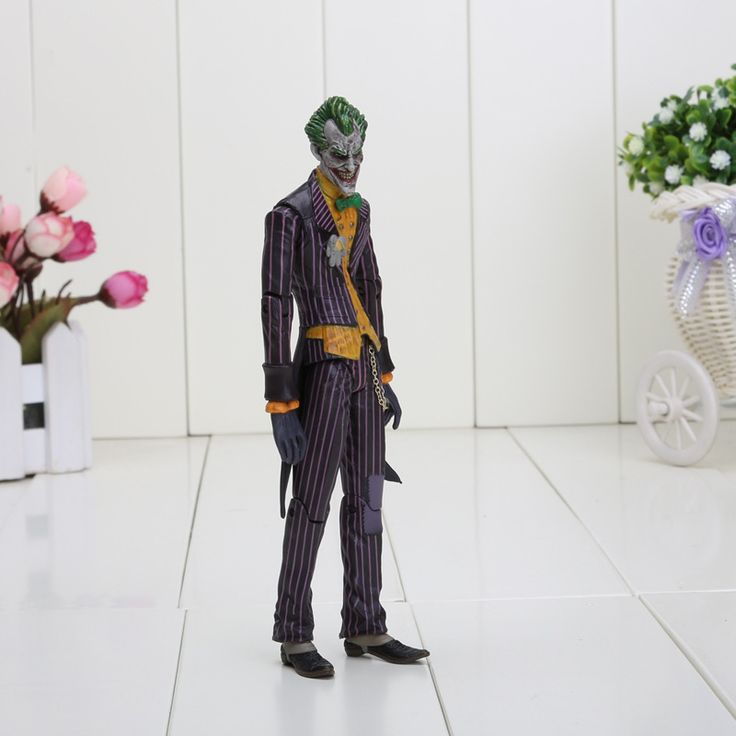 Joker Action Figure - free shipping worldwide