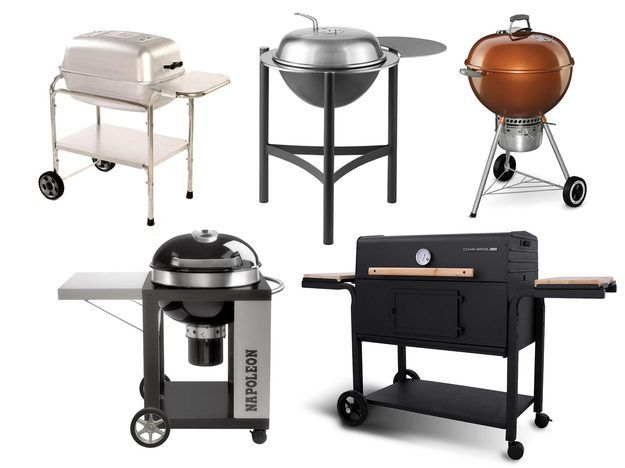 The Best Charcoal Grills Under $500 (2015 Edition)