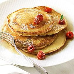 Wolfgang's Breakfast Pancakes ***The lightest and fluffiest pancakes you have ever tasted. No need for syrup!