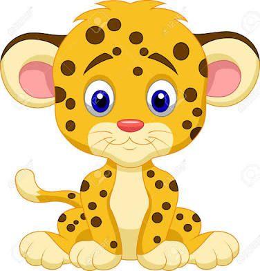 leopard cute - Pesquisa Google