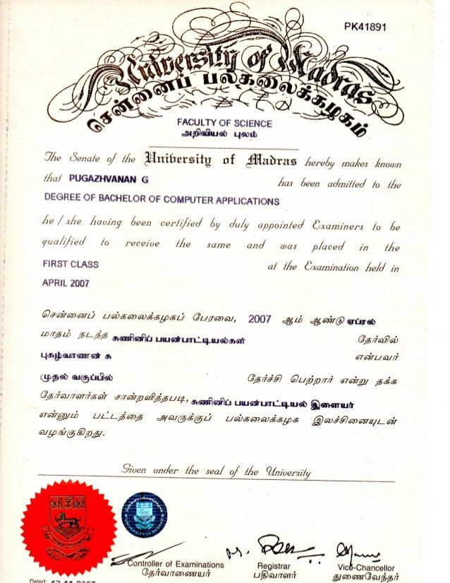 8 Awesome Free Printable Masters Degree Certificate Templates