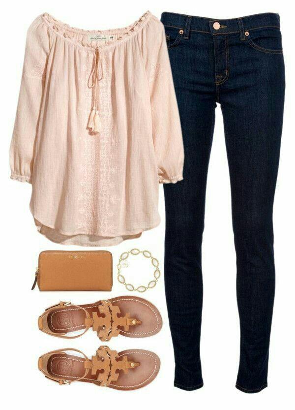 Outfit de domingo.