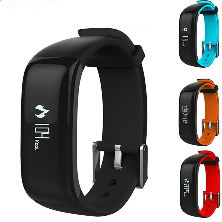 Activity Bracelets Fitness - IP67 Waterproof Fitness Tracker Smart Bracelet Watchband Heart Rate Monitor Blood Pressure Bluetooth Sports Wristband Pedometerfor Android and IOS (Black). 1. Healthy Fitness Tracker: Heart Rate Dynamics and Blood Pressure Monitor, Incoming Call Reminder, SMS App Notifications Reminder.Lift the wrist to bright screen, Steps counter, Time, Pedometer, Calorie burning monitor, Walking Distance Tracker, Sport time, Sleeping monitor etc. 2. Built in 0.86 inch OE...