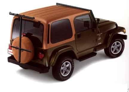 Kayak Racks For Jeep Wrangler