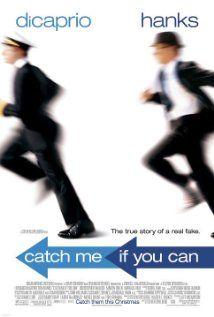 Catch Me If You Can (2002): Toms Hanks, Great Movie, Leonardodicaprio, Steven Spielberg, Good Movie, Leonardo Dicaprio, Favorite Movie, Watches, True Stories