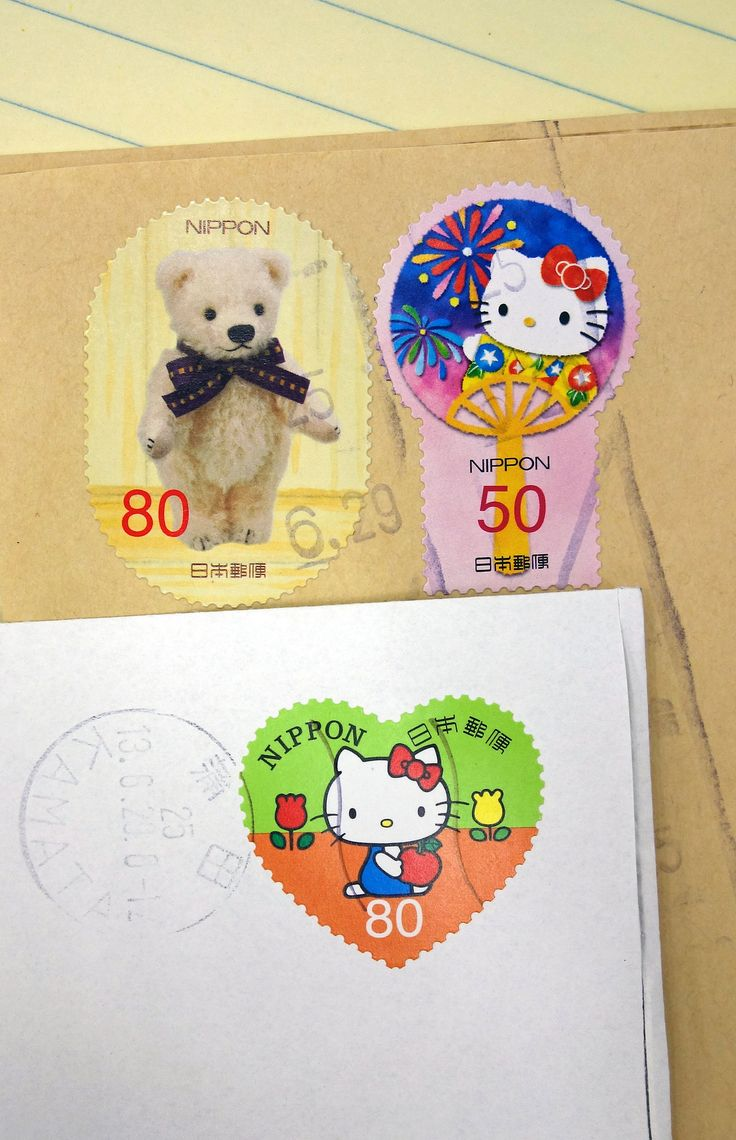 business letter stamps