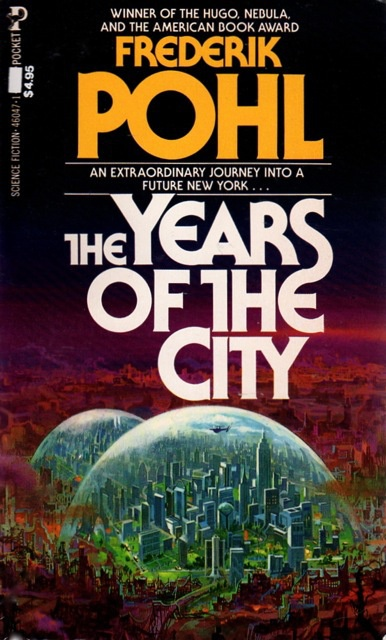 Adventures in Science Fiction Cover Art: Domed Cities of the Future Part II