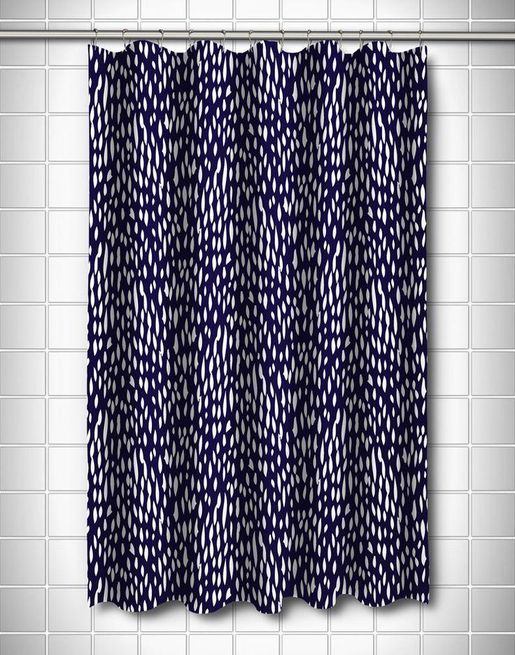 Top 25 Best Navy Shower Curtains Ideas On Pinterest