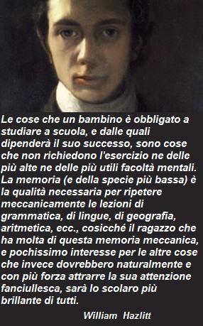 William Hazlitt dixit