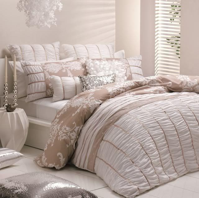 Mason Talia White Latte Super King Size Quilt Doona Cover Set King Size Quilt Quilt Cover Super King Size Bed