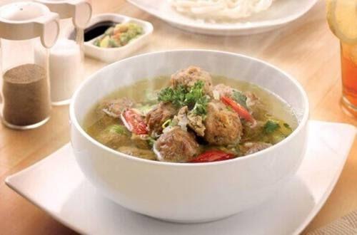 Sup Bola Sapi Banget Royco Resep Resep Masakan Resep Makanan Resep