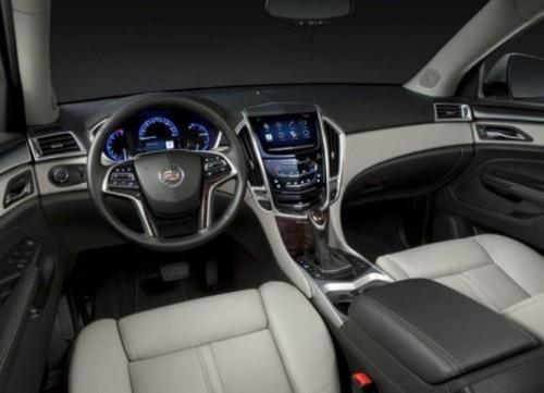 2013 Cadillac SRX Interior