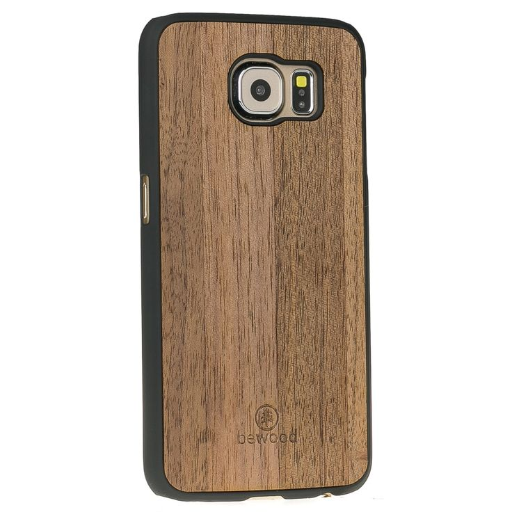 Drewniana obudowa bewood z kolekcji Change to wyjątkowe etui dla telefonuSamsung Galaxy S6. Ręcznie wykonana w…