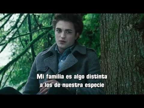 Twilight Trailer 1 Subtitulos Español
