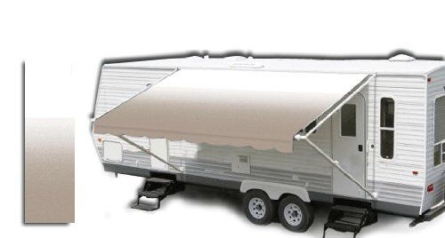 RV Awnings & Canopies - Pin it :-) Follow Us :-))  zCamping.com is your Camping Product Gallery ;) CLICK IMAGE TWICE for Pricing and Info :) SEE A LARGER SELECTION of RV awnings & canopies at http://zcamping.com/category/camping-categories/rv-camping-supplies/rv-awnings-and-canopies/  - hunting,  camping essentials, camping, camping gear, road camp, rv -   RV Patio Awning Fabric Camel Fade 15′ *(approximate fabric width 14′ 2-3″)* « zCamping.com