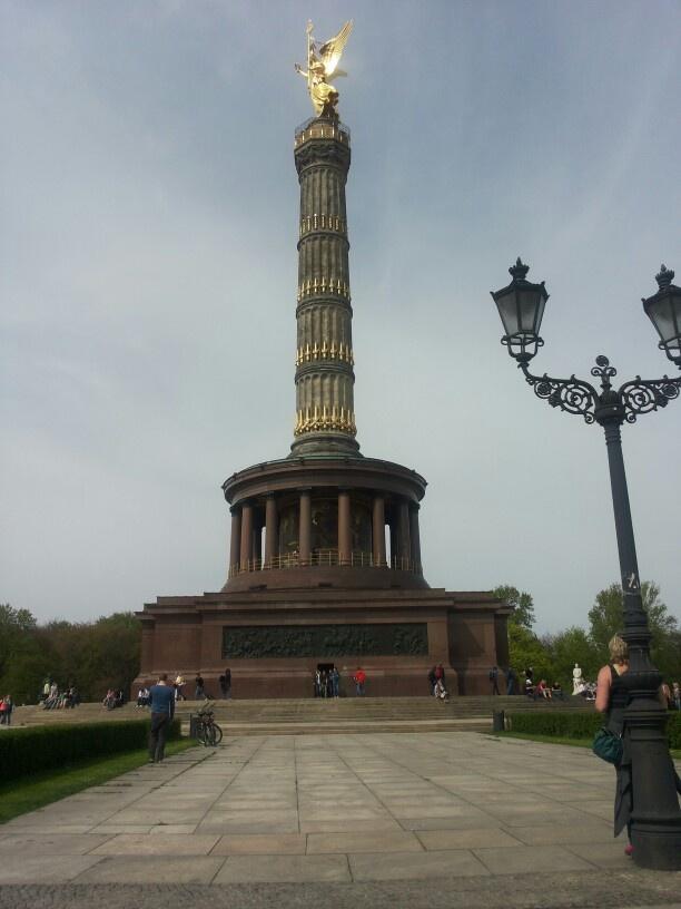 Siegessäule Berlin Tiergarten