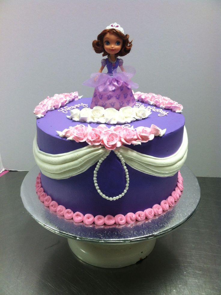 Princess Sofia Cake Sofia Cake Princess Sofia Cake