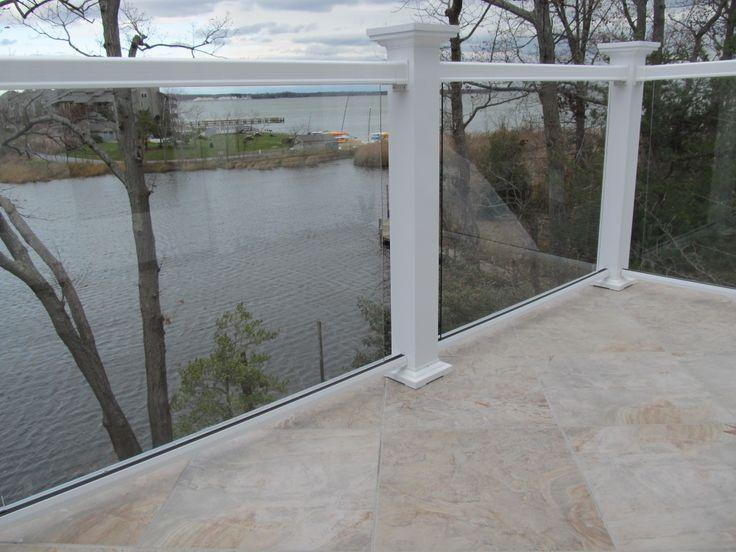 101 best duradek decks mapped out images on pinterest for Glass deck floor