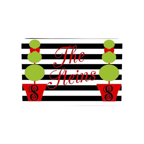Holiday door mats!!