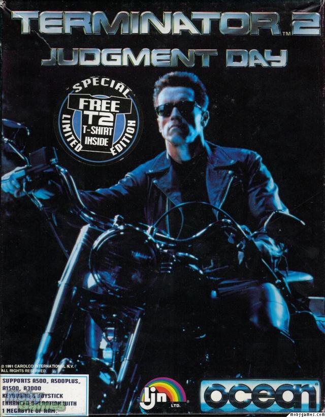 Terminator 2: Judgment Day - Amiga 500