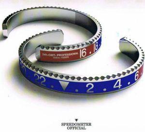 Speedometers bracelets : quand les inserts Rolex deviennent bracelets…