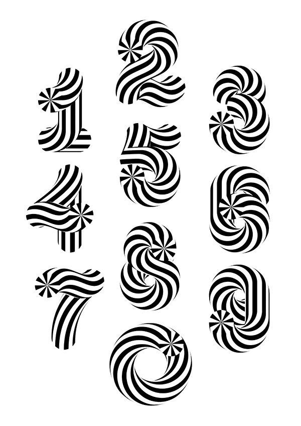 Sergi Delgado, especialista en diseño e ilustración Op Art | Blog de diseño gráfico y creatividad.