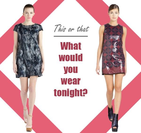 This or that: What would you choose?   Shop online at custo.com