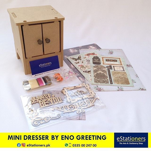 New The 10 Best Crafts Today With Pictures Diy Craftwood Mini Dresser By Eno Greeting Product Details Assembled Size 153 Online Craft Store Fun Crafts