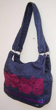Zippered bag tutorial