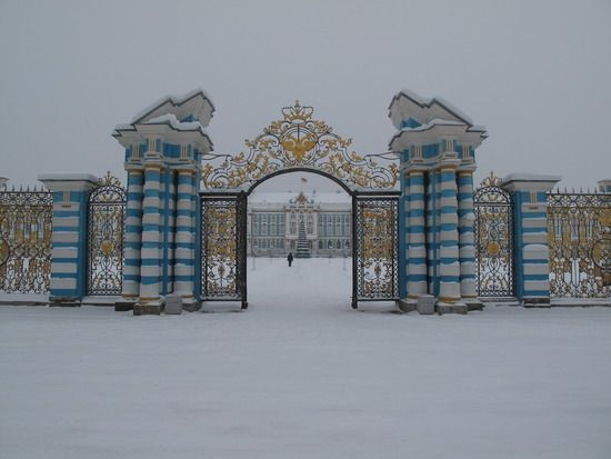 One of the most heavenly places on earth.  Catherine Palace, Tsarskoe Selo, Russia......