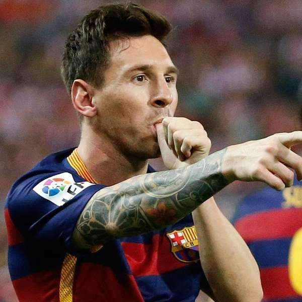 Gol de Mateo: Messi da triunfo al Barcelona ante el Atlético