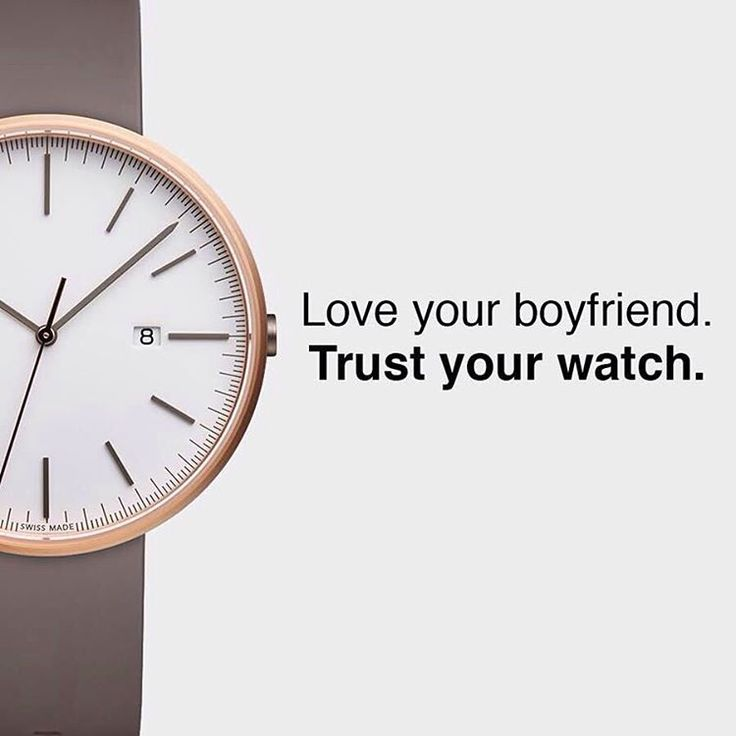 Let's face it, lovers can be unreliable. So why not buy yourself a watch this Valentine's Day?  A watch won't be late and it will still be there in the morning. Or buy one for your partner, so they have no excuse for leaving you standing outside the cinema in the rain.  Find out more about our cheeky campaign by following the link in @Dezeenstore's bio. #ValentinesDay #design #watches #watch