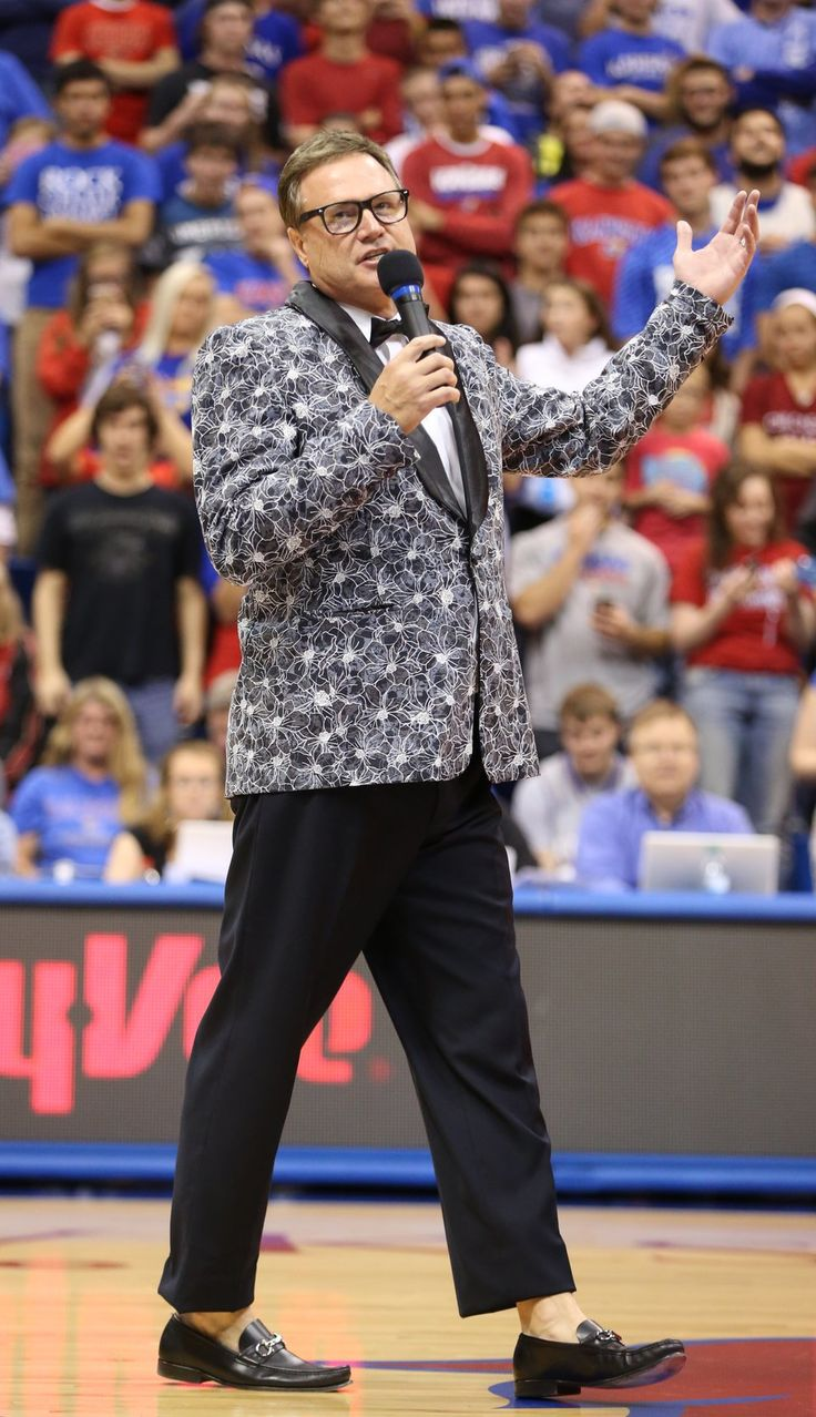 17 best images about all things ku nba draft bill self in the andrew wiggins draft day jacket at late night at the phog