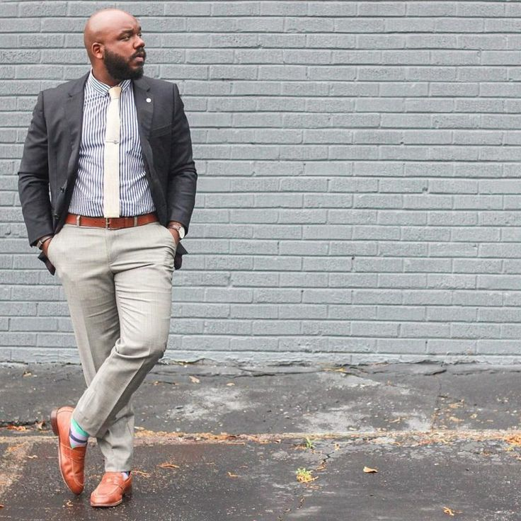 Big & Tall: 11 Dapper and Stylish Plus Size Men on Instagram You Should Follow NOW! http://thecurvyfashionista.com/2016/06/plus-size-big-and-tall-men-instagram/