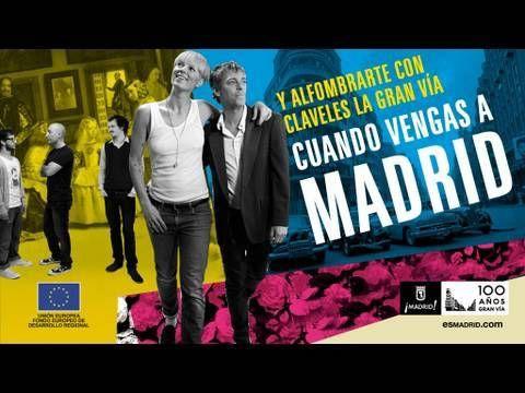 """▶ Campaña de turismo 2010 """"Cuando vengas a Madrid"""" - YouTube"""