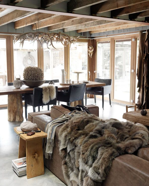 1004 best Chalet de montagne images on Pinterest | Mountain cottage ...