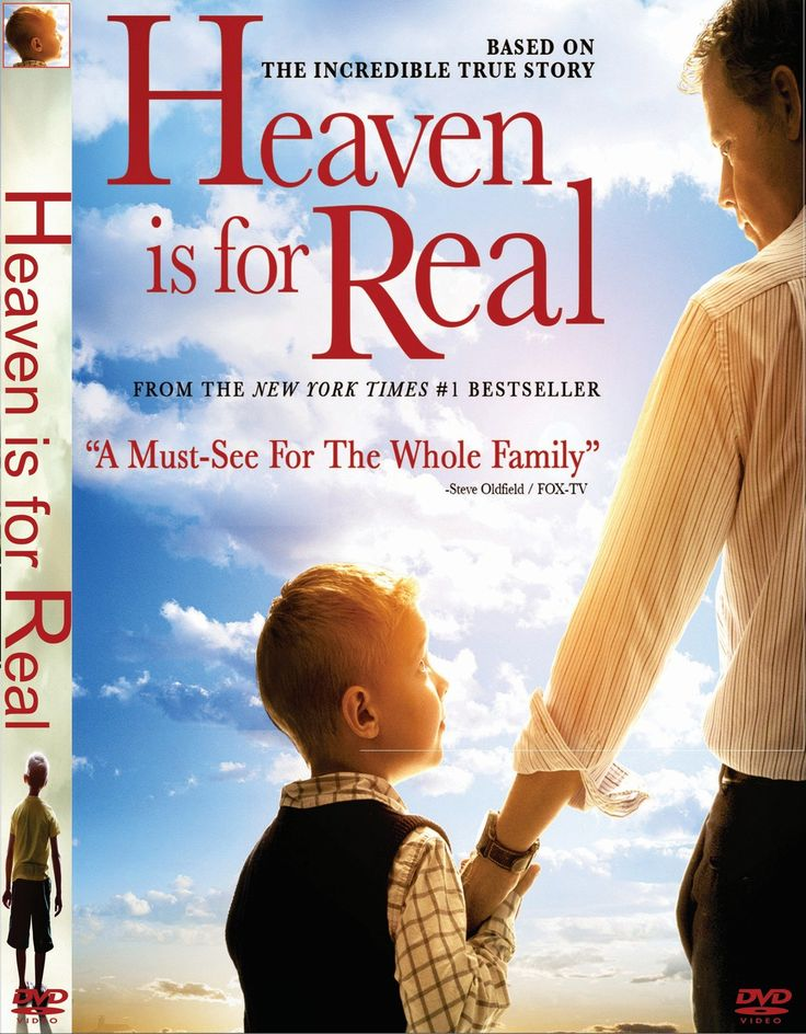 Heaven is for real based on 1 best selling book